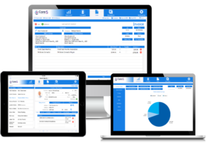 Core5 Starter Edition CRM Solution on FileMaker Pro and FileMaker Go