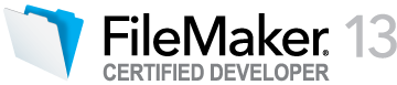 FileMaker 13 Certified Developers