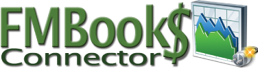 FM Books Connector Plug-in for FileMaker and QuickBooks Integrations