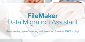 Data MIgration Assistant Header