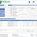 Pull and push invoices to QuickBooks