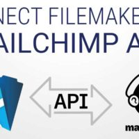 FileMaker to Mailchimp API