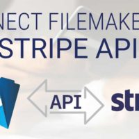 Connect FileMaker to Stripe API