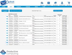 Outlook Manipulator FileMaker plug-in