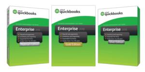 QuickBooks Enterprise 2018 Licensing