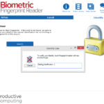 biometric fingerprint reader filemaker plug-in