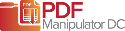 PDF Manipulator Plug-in for FileMaker and Adobe Acrobat DC