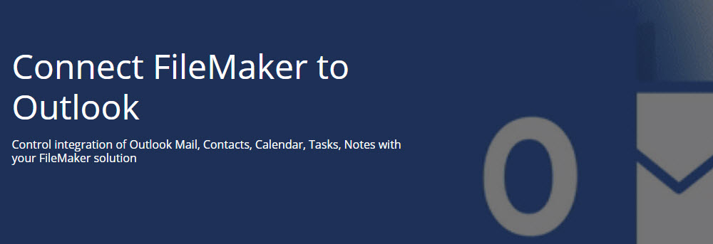 FileMaker Training - FileMaker Outlook Integration