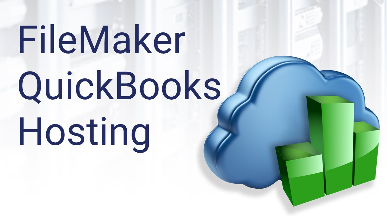 Hosting for QuickBooks and FileMaker - Productive Computing